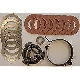 Amazon com: 1A3987 Steering Clutch Disc (Steel) Fits Cat Caterpillar