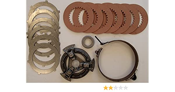 Amazon com: New Steering Clutch Kit Made to Fit John Deere