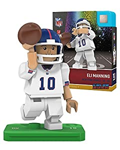 Eli Manning OYO New York Giants Color Rush Generation 4 G4 Minifigure