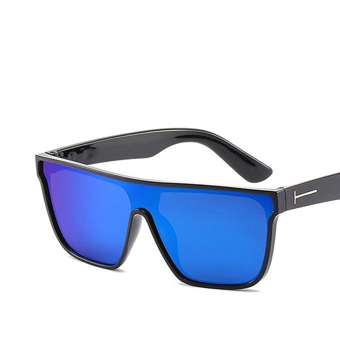 Amazon.com: YLNJYJ Gafas De Sol De Gran Tamaño De La ...