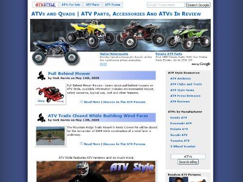 ATV Style