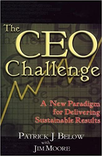 The CEO Challenge: A New Paradigm for Delivering Sustainable Results