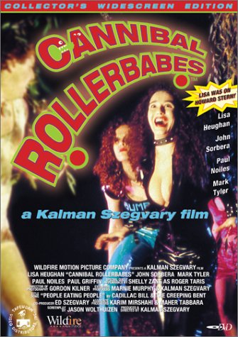 Cannibal Rollerbabes (Roller Skating Dvd)
