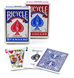 #2: Bicycle Poker Size Standard Index Playing Cards
