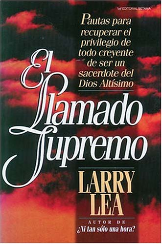 0881131059 - Larry Lea: Highest Calling - Libro