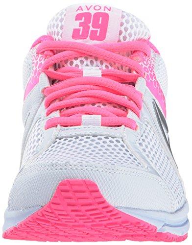Reebok Kvinders Runner 2.0 Mt Track Sko Hvid / Gift Lyserød / Sølv / Pink Bånd vwvvshkqK