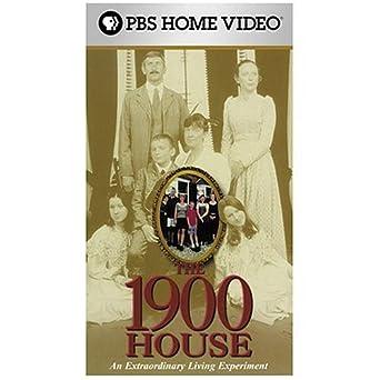 853e64ed8a Amazon.com  The 1900 House  An Extraordinary Living Experiment  VHS ...