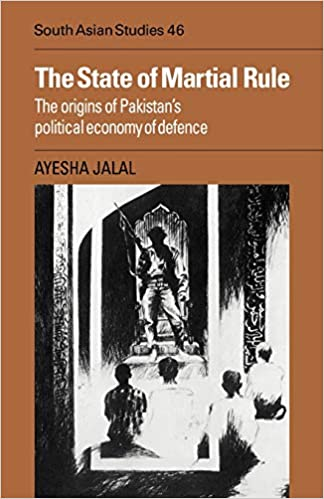Ayesha Jalal The State Of Martial Rule Pdf