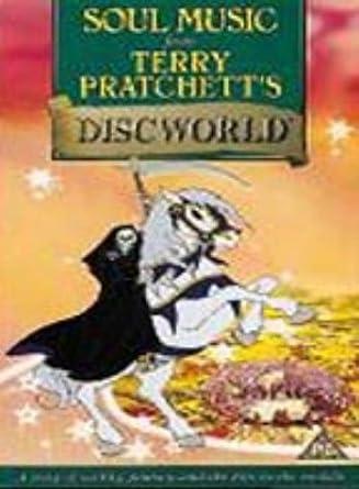 Soul Music from Terry Pratchett's Discworld DVD 1997: Amazon co uk