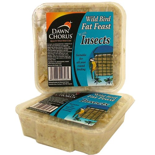 Dawn Chorus Insect Fat Feast For Wild Birds (12 pack) Twootz
