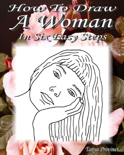 How To Draw A Woman In Six Easy Steps