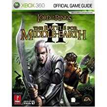 The Lord of the Rings: The Battle for Middle-earth II (Xbox 360): Prima Official Game Guide