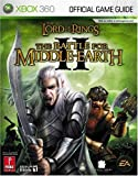 The Lord of the Rings: The Battle for Middle-earth II (Xbox 360) (Prima Official Game Guide) (v. 2)