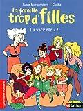 """Afficher """"La Famille trop d'filles n° 6<br /> La Varicelle x 7"""""""
