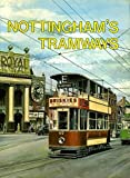 Front cover for the book Nottingham's Tramways by F.P. Groves