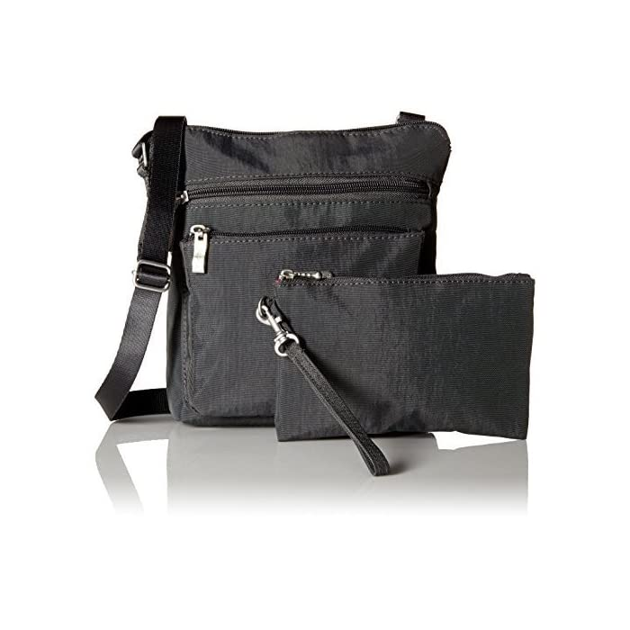 b7d51efeba Baggallini Pocket Lightweight Crossbody Bag – Spacious