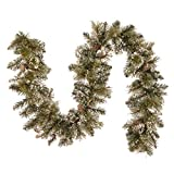 National Tree Glittery Pine Artificial Christmas
