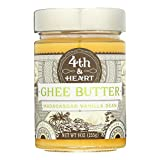 Tavagh Ghee,Vanilla Bean 9 Oz (Pack Of 6)