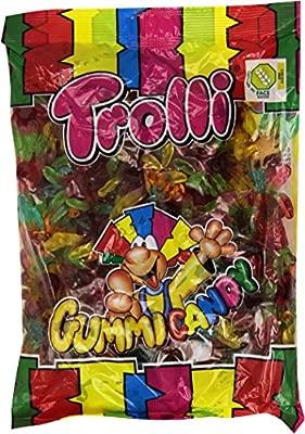 Trolli Pulpo Brillo, Caramelo de Goma - 1 kg