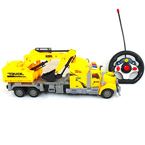 Rtr Rc Construction Vehicle - 3