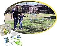 IV Bubble Bee Giant Bubble Wand Set   3 Giant Bubble Maker Wands, 6 Big Bubble Packs Incl. & No Mess Mixing Bowl   Outdoor K