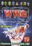 WORLD WRESTLING ORGANIZATION VOL. 1 (DVD MOVIE)