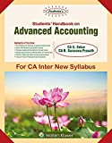 Padhuka's Students' Handbook On Advanced Accounting: CA Inter New Syllabus - for May 2019 Exams and onwards