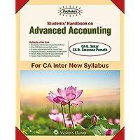 Padhuka's Students' Handbook On Advanced Accounting: CA Inter New Syllabus - for May 2019 Exams and onwards