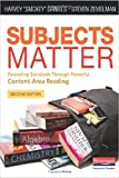 img - for Subjects Matter, Second Edition: Exceeding Standards Through Powerful Content-Area Reading book / textbook / text book