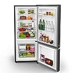 Whirlpool 325 L 3 Star Frost Free Double Door Refrigerator (IF PRO BM INV 340 ELT, Steel Onyx, Bottom Freezer)