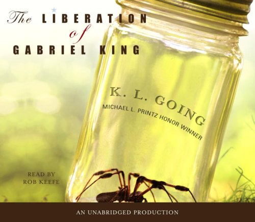 The Liberation of Gabriel King by Example Product Brand