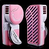 QUMOX USB portatif climatiseur Ventilateur glacière A Rose