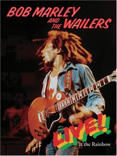Bob Marley and the Wailers Live at the Rainbow Image