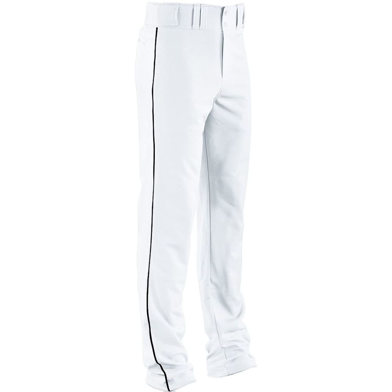 High Five Sportswear PANTS メンズ B07CBRZW8V  ホワイト/ブラック Small