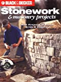 Stonework and Masonry Projects, Creative Publishing International Editors, 0865735824