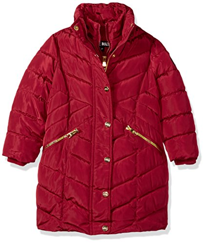 Madden Styles Bubble Jacket Available Red Steve Girls Bubble Beet More Long Jacket wOdBXqz