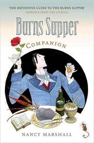 Book The Burns Supper Companion