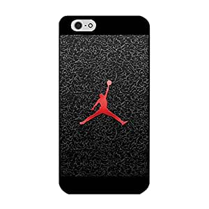 Air Jordan Phone Case for Iphone 6 Plus/6s Plus (5.5 Inch) Classical Air Jordan Logo Design Customised Mobile Phone Case