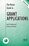 img - for The Pocket Guide to Grant Applications by Iain Crombie (1998-01-12) book / textbook / text book