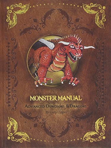Dungeons & Dragons 1st Edition Premium Monster Manual