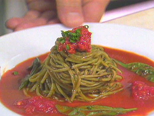 Chef: Masataka Kobayashi - Restaurant: Masa's