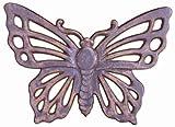 cast iron stone - Sunset Vista Designs Garden Cast Iron Stepping Stone - Butterfly