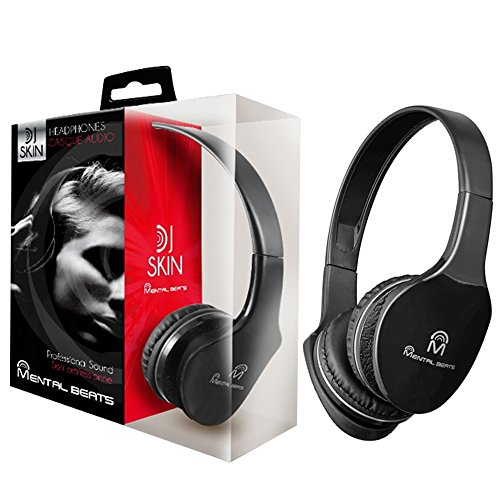 Mental Beats Skin HeadPhone Black product image