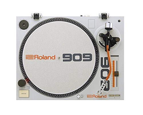 - Roland TT-99 3-Speed 909 Special Edition Turntable
