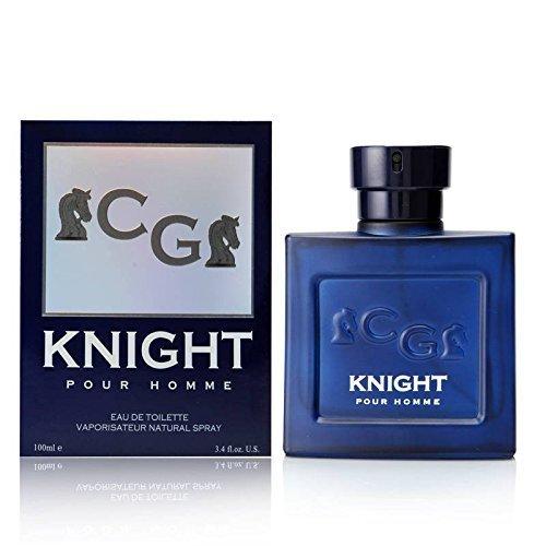 Christian Gautier Knight Pour Homme 3.4 oz Eau