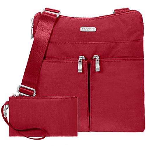 Bag Apple Baggallini Crossbody Classic Horizon Nylon wUqf8IBY
