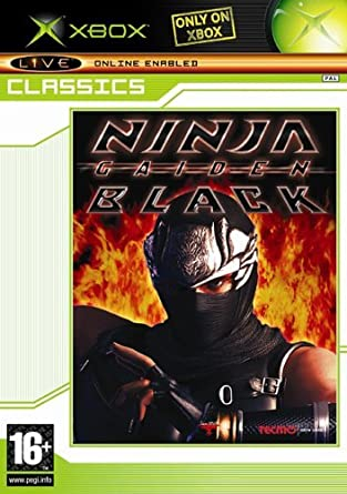 Microsoft Ninja Gaiden® BLACK - Juego (Lucha, Tecmo, Inc ...