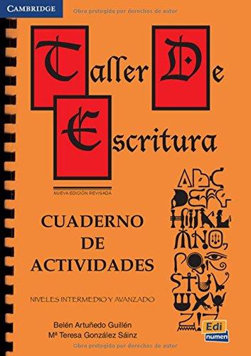 Taller de escritura: Cuaderno de actividades (Spanish Edition) ebook