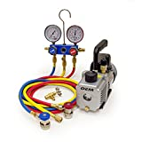 OEMTOOLS 68987 A/C Starter Kit (R134a)