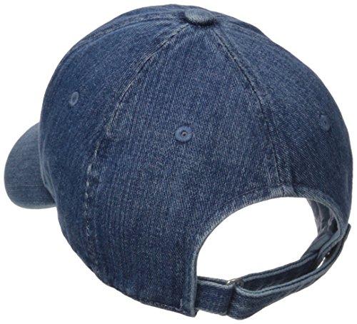 Calvin Klein Jeans Men s Denim Reissue Logo Baseball Dad Hat 946eb75c4b51